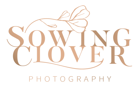 Sowing Clover Photography